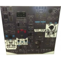 Enlarge Sell one like this Boeing 737 homemade overhead panel V1