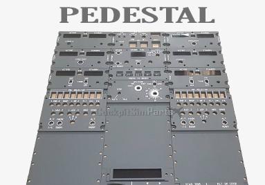 Pedestal parts