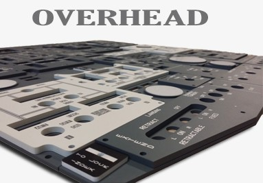 Overheads offers