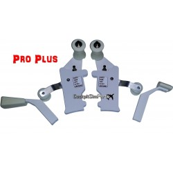 Saitek Throttle Lever Complete Set (Pro Plus white)