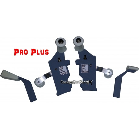 Saitek Throttle Lever Set (Pro Plus Grey)