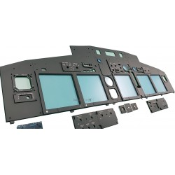 Boeing 737 Complete MIP with 5mm panels V6