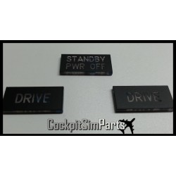 Standby Power Annunciator Set