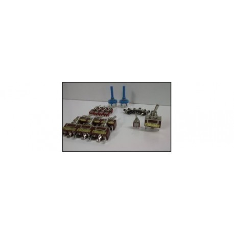 Boeing 737 Overhead Switches Kit