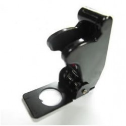 Boeing 737 Aircraft Style Toggle Switch Flip Up Guard Black