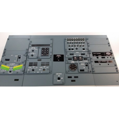AFT OVERHEAD PANEL & SWITCHES KIT