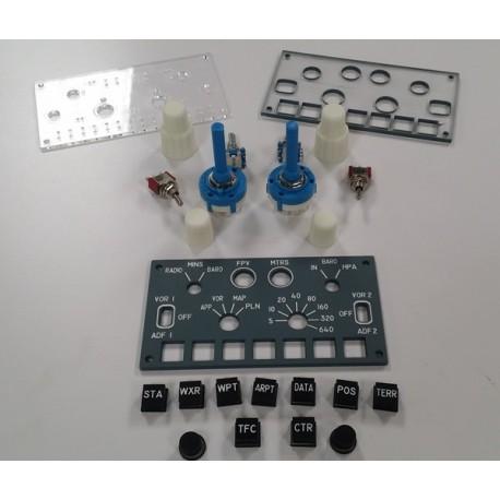 EFIS Panel kit