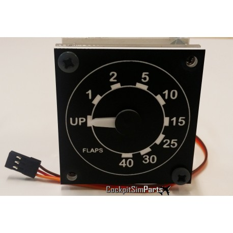 B737 Flaps Gauge indicator kit